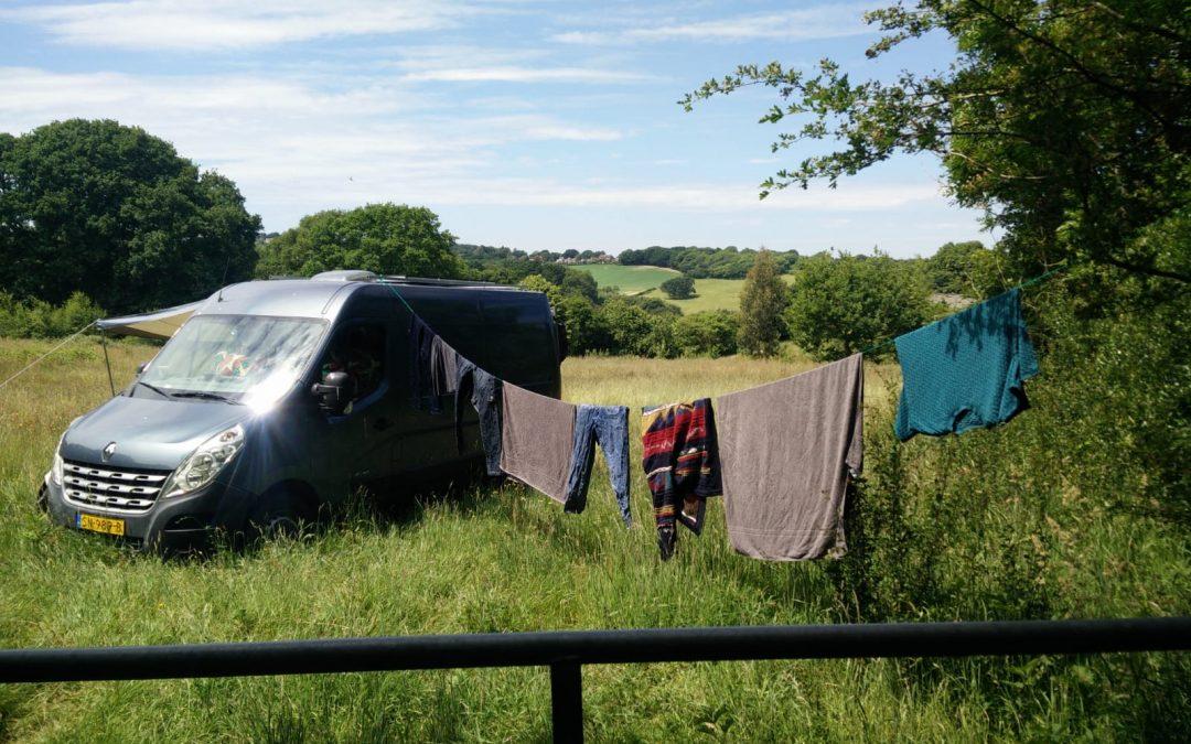 VanVerhalen reispodcast #17 'Mag je wonen in een camper'