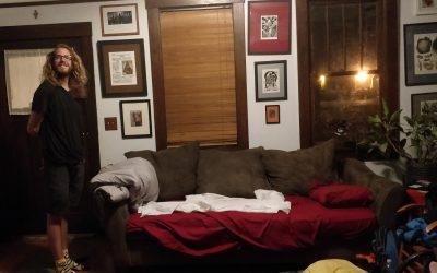 Couchsurfing 101