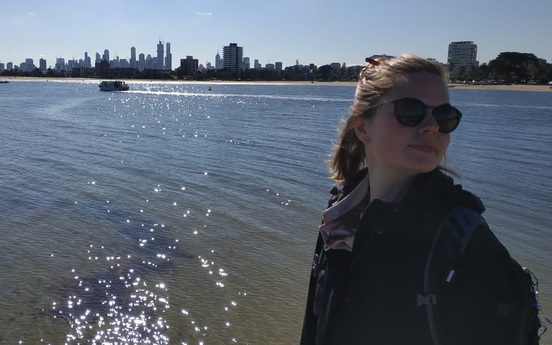 VanVerhalen reispodcast #05 'Melbourne'