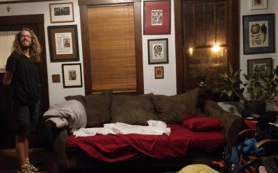 Shownotes VanVerhalen reispodcast #03 'Couchsurfing'