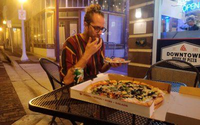 VanVerhalen reispodcast #09 'Eten I: Vegan op reis'