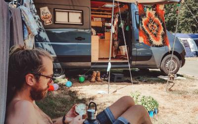 VanVerhalen Vakantiepodcast: 'Op de camping'