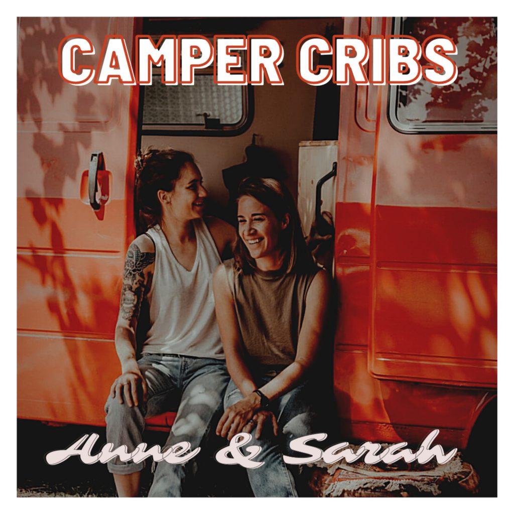 VanVerhalen presenteert de podcast Camper Cribs. een serie over de inrichting van kampeerbusjes. Aflevering 8: Sarah a.k.a. Sarah Famke