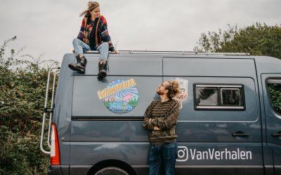VanVerhalen reispodcast #39 '2020 terugblik'