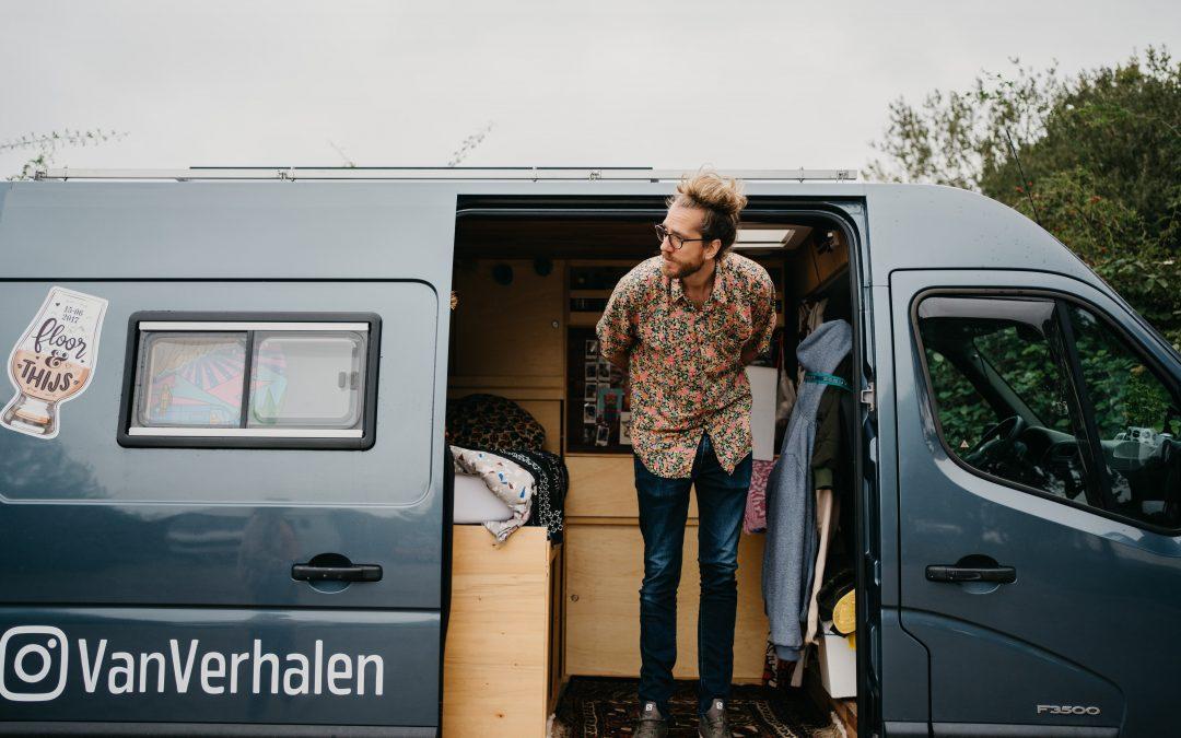 VanVerhalen reispodcast #40 '2021 vooruitblik'