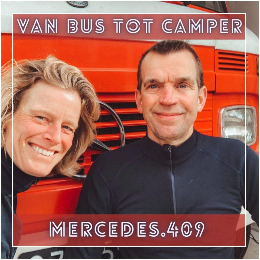 VanVerhalen presenteert de podcastserie Van Bus tot Camper. Een serie over het zelf verbouwen van bestelbus tot campervan. Aflevering 7: Erik & Anneke. a.k.a mercedes.409