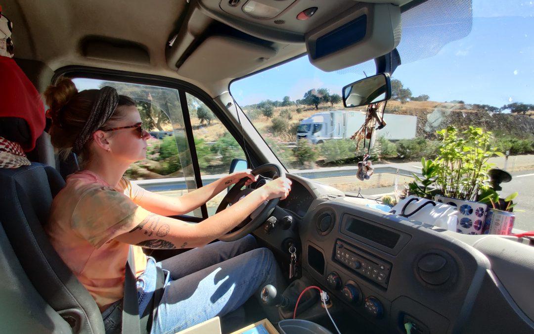 VanVerhalen reispodcast #49 Roadtrippin'