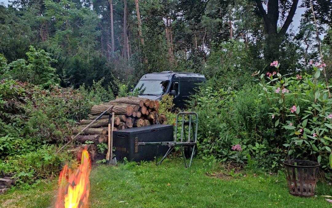 VanVerhalen reispodcast #53 Campspace Camperspotcast